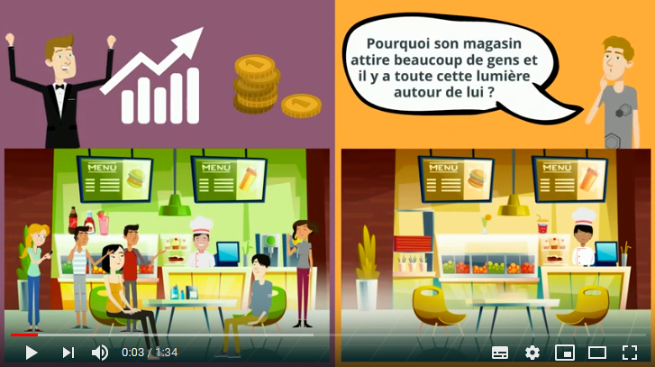 video agence web reims